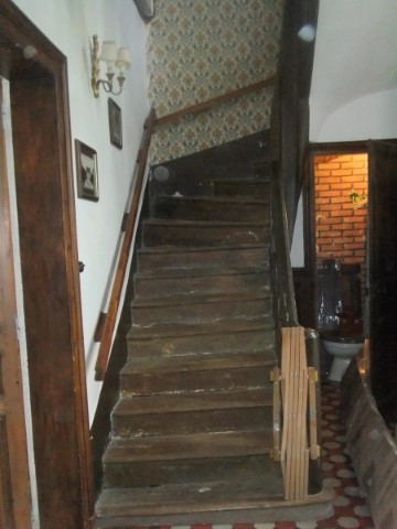 Escalier Bois Normand apres