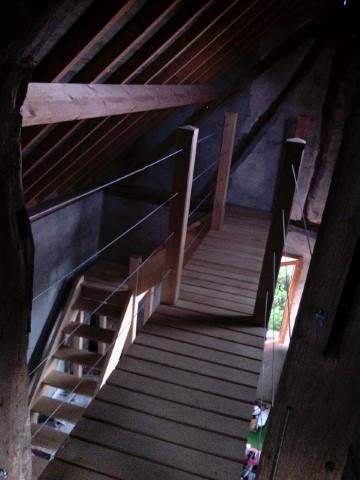 Escalier les Beaux de Breteuil 2